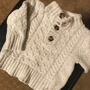 Toddler boys sweater